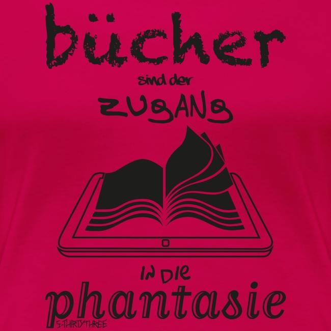 S33 Bücher - Phatasie