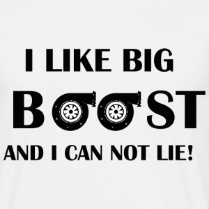 I like big BOOST T-Shirts - Männer T-Shirt