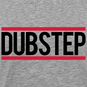 Cool Dubstep Design T-shirts - Premium-T-shirt herr