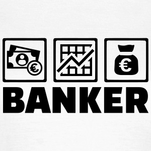 Banker T-Shirts - Frauen T-Shirt