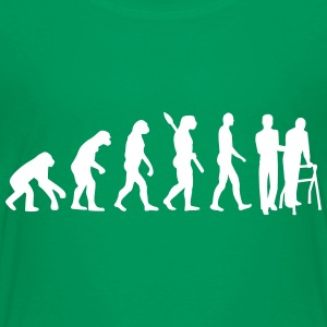 Evolution Altenpfleger T-Shirts - Kinder Premium T-Shirt
