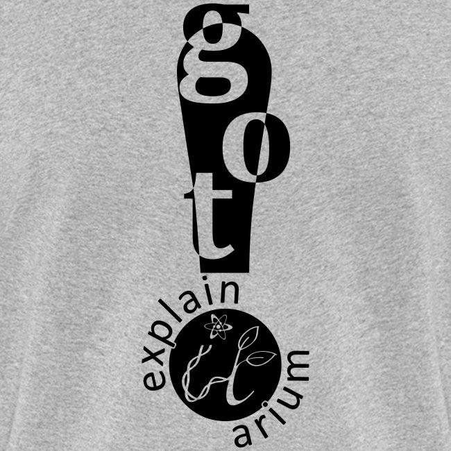 Got It! - Explain-It-Arium - schwarz