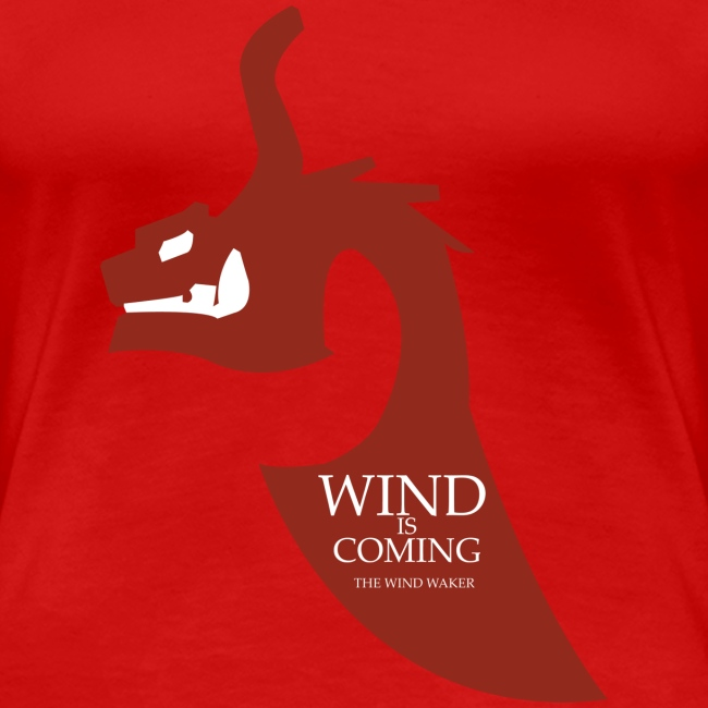 Wind is coming - F