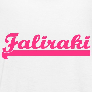 Rhodes Faliraki Greece Holiday 2014 Tops - Frauen Tank Top von Bella