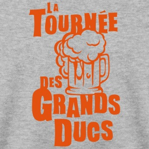 tournee grand ducs expression biere Sweat-shirts - Sweat-shirt Homme