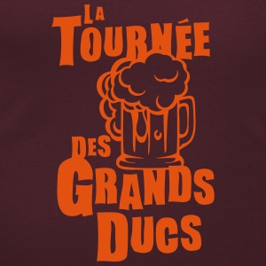 tournee grand ducs expression biere Tee shirts - T-shirt col rond U Femme