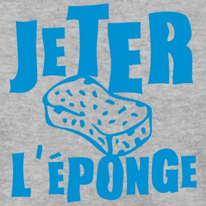 jeter eponge expression Sweat-shirts - Sweat-shirt Homme