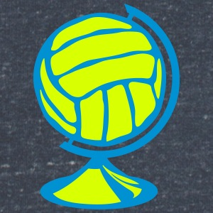 globe volleyball balon ou waterpolo 0 Tee shirts - T-shirt col V Femme
