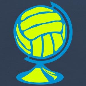 Suchbegriff globus geschenke spreadshirt - Volleyball geschenke ...
