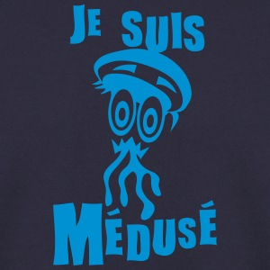 je suis meduse expression Sweat-shirts - Sweat-shirt Homme