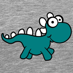 Sweet Little Cute Baby Dino Kind T-shirts - Mannen Premium T-shirt