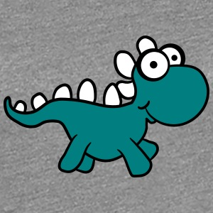 Sweet Little Cute Baby Dino Child T-Shirts - Women's Premium T-Shirt