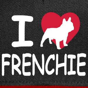 I love Frenchie - Casquette snapback