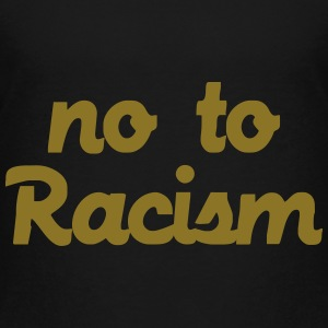 No To Racism Shirts - Teenager Premium T-shirt
