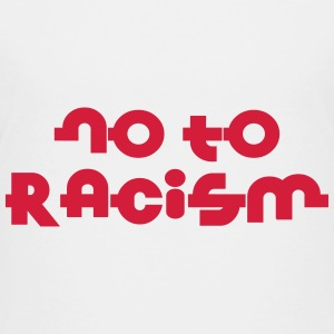No To Racism T-Shirts - Teenager Premium T-Shirt
