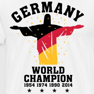 (ger_world_champion_2014) T-Shirts - Männer Premium T-Shirt