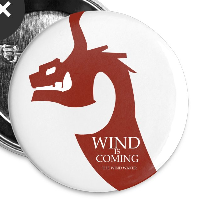 Wind is coming