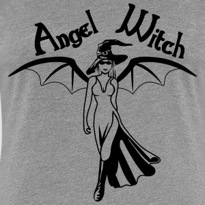 Witch Hat sexy Angel sunglasses T-Shirts - Women's Premium T-Shirt
