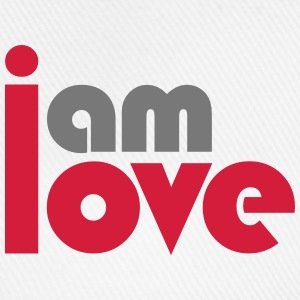 I am love - Baseball Cap