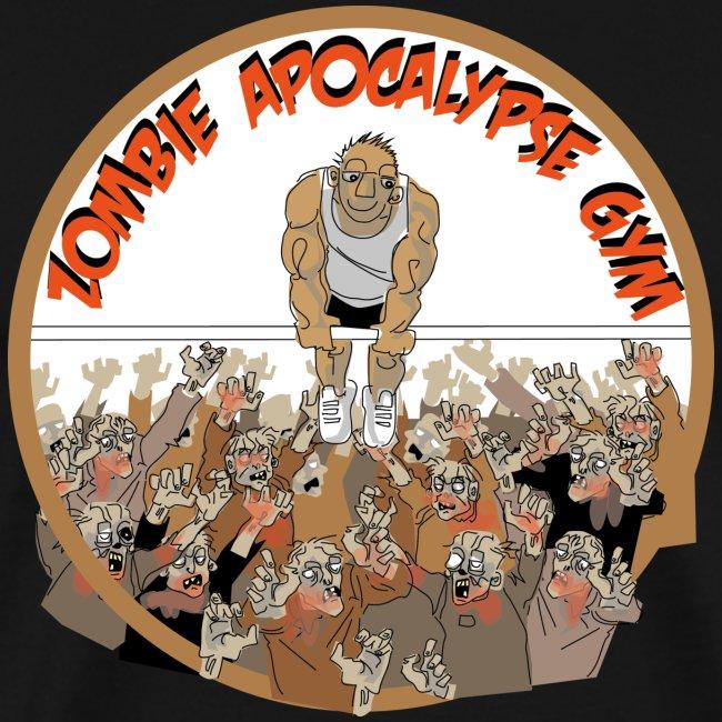 zombie apocalypse gym
