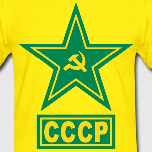 communist symbol T-Shirts - Men's Ringer Shirt