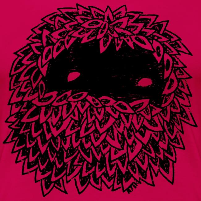 """Women Tshirt """"Leaves"""" by Mata7ik"""