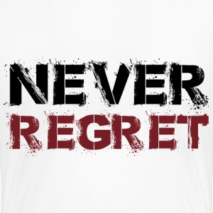 Never Regret - Frauen Premium T-Shirt