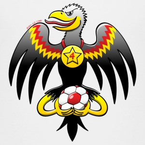 Germany's Eagle Football Champion Shirts - Kids' Premium T-Shirt
