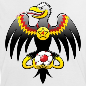 Germany's Eagle Football Champion T-Shirts - Women's Ringer T-Shirt