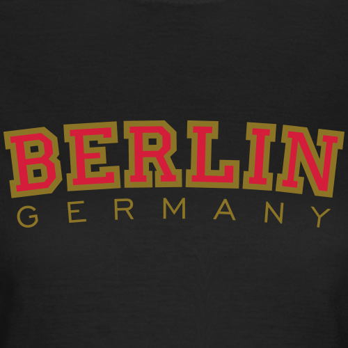 Berlin Germany Rot/Gold