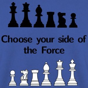 Choose your side of the Force Felpe - Felpa da uomo