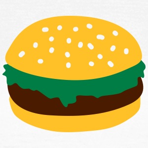 Burger T-Shirts - Frauen T-Shirt