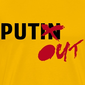 Putin out! - Männer Premium T-Shirt