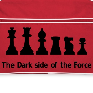 The Dark Side of the Force Tasker & rygsække - Retro taske