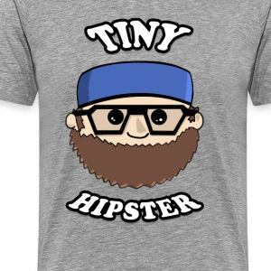 Tiny Hipster Tee shirts - T-shirt Premium Homme