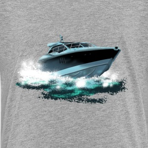 motoryacht Shirts - Teenage Premium T-Shirt