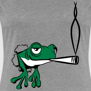 Hole humorous joint cricket frog T-Shirts - Women's Premium T-Shirt