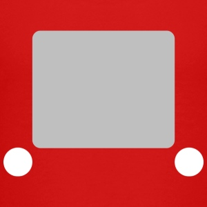 Etch Your Sketch Shirts - Kids' Premium T-Shirt