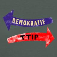 Motiv ~ ttip - demokratie Girly, bio