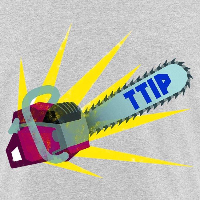 TTIP-Säge Unisex,bio