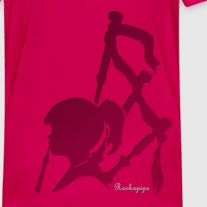 Rockapipe - Pipegirl - Teenager Premium T-Shirt