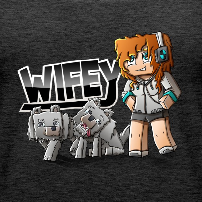 Women's Tank Top: Wifey