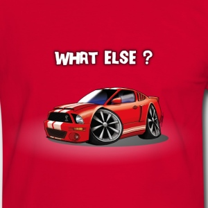 Tshirt Mustang What else - T-shirt contraste Homme