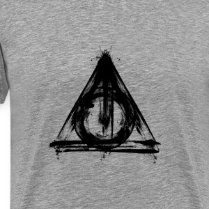 Bloody deathly hallows T-Shirts - Men's Premium T-Shirt