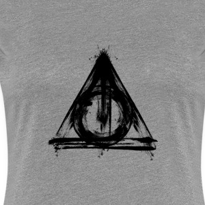 Bloody deathly hallows T-Shirts - Women's Premium T-Shirt