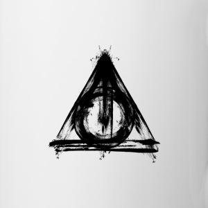 Bloody deathly hallows Bottles & Mugs - Mug
