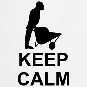 keep_calm__g1 Tabliers - Tablier de cuisine
