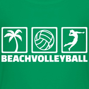 Beachvolleyball T-Shirts - Kinder Premium T-Shirt