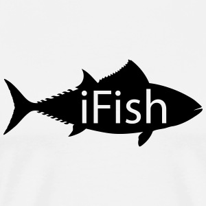 ifish T-Shirts - Men's Premium T-Shirt