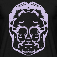Design ~ Weldroid - Protozorq T-Shirt (Black/Lavender)